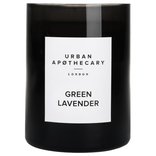 Urban Apothecary Green Lavender Candle 300g by Urban Apothecary London