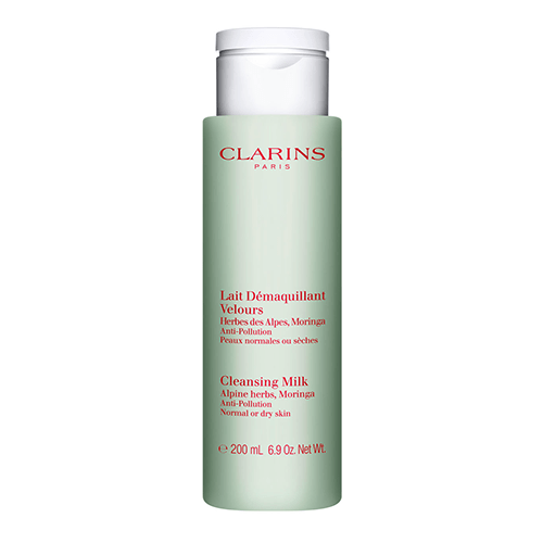 Clarins Cleansing Milk with Alpine Herbs - Dry/Normal Skin by Clarins