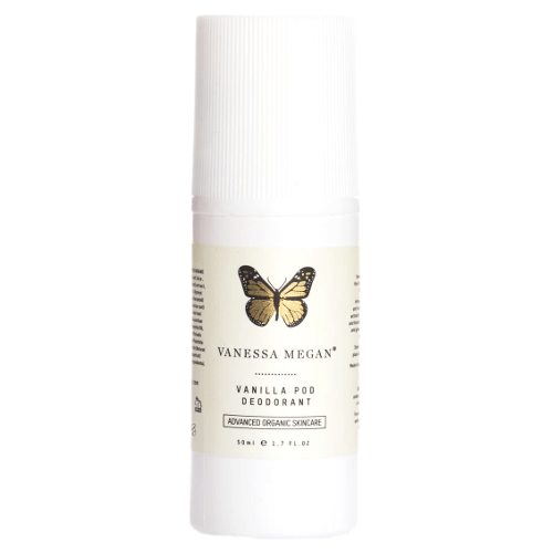 Vanessa Megan Vanilla Pod Roll On Deodorant by Vanessa Megan