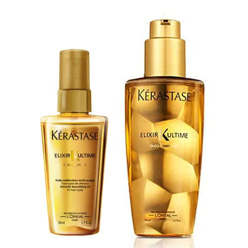 Kérastase Elixir Ultime Duo: Full Size + Travel Size Coffret by Kerastase