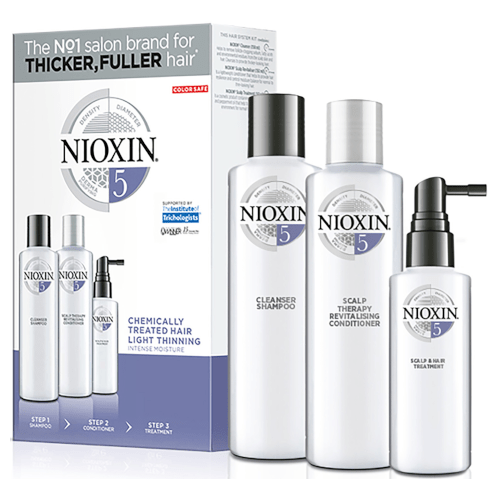 Nioxin 3D Trial Kit System 5 by Nioxin
