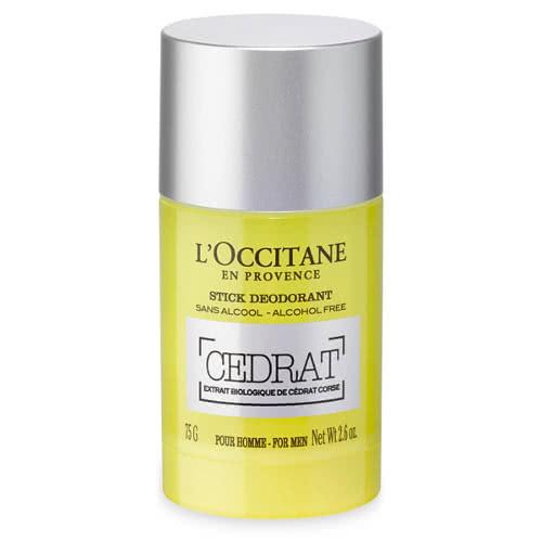 L'Occitane Cedrat Stick Deodorant by L Occitane