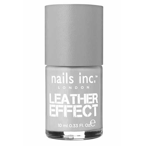 nails inc. Leather Effects Nail Polish Old Compton street  by nails inc. color old compton street