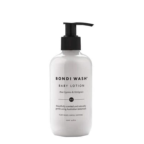 Bondi Wash Baby Lotion Blue Cypress & Petitgrain  by Bondi Wash