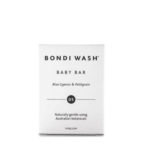 Bondi Wash Baby Bar Blue Cypress & Petitgrain