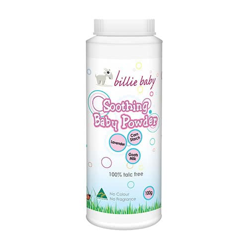 Billie Goat Baby Talc Free Powder by Billie Goat Soap