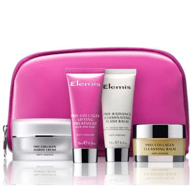 Elemis Think Pink Beauty Heroes Gift Set