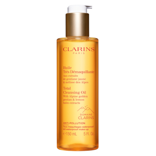 Clarins Total Cleansing Oil - All Skin Types 150ml by Clarins