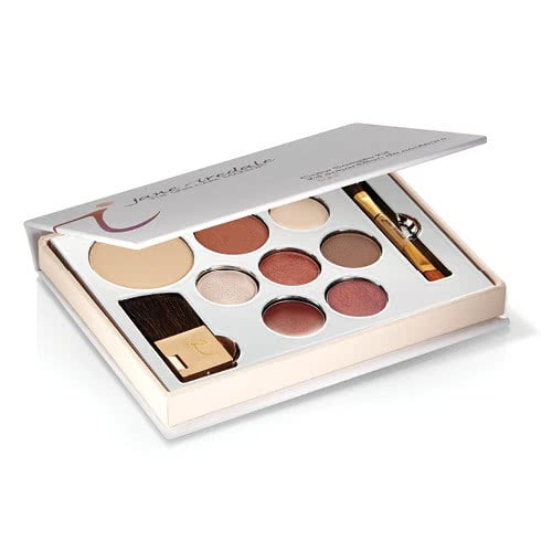 Jane Iredale Colour Sample Kit: 8 pieces - Light  by jane iredale