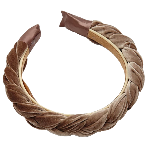 Reliquia Aurora Headband- Brown by Reliquia