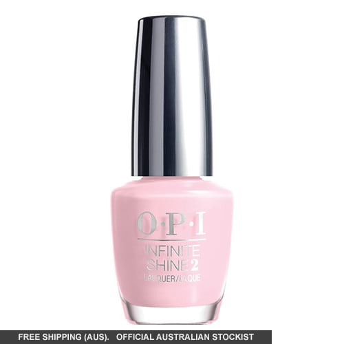 OPI Infinite Nail Polish - Pretty Pink Perseveres by OPI color Pretty Pink Perseveres