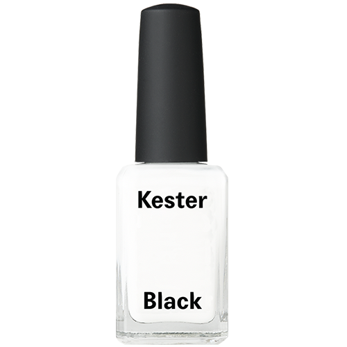 Kester Black Nail Polish - French White by Kester Black