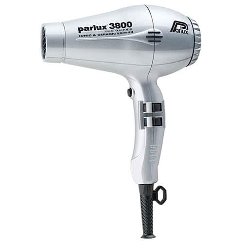 Parlux 3800 Ceramic/Ionic Hairdryer - Silver