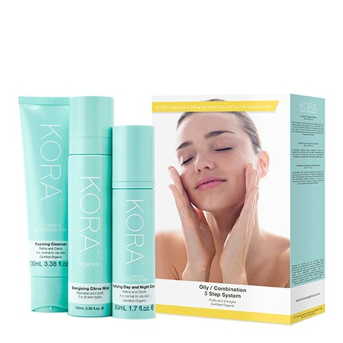 KORA Organics - 3 Step System Oily/Combination by KORA Organics