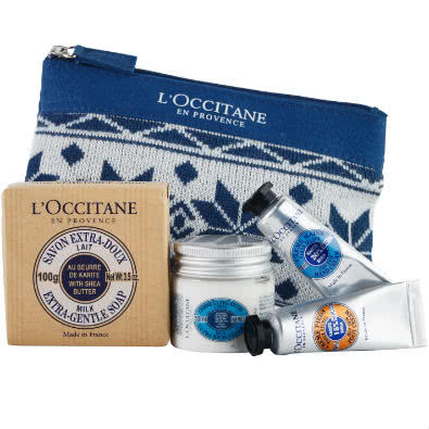L'Occitane Gift with Purchase: Shea Ultra Comforting Collection by L Occitane