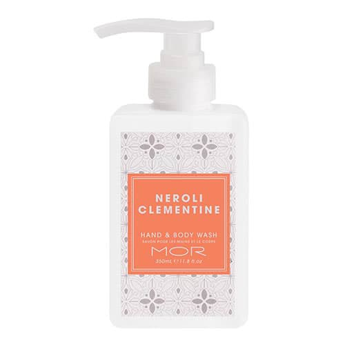 MOR Hand & Body Wash - Neroli Clementine by MOR
