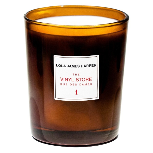 Lola James Harper #4 Vinyl Store Candle 190gm by Lola James Harper