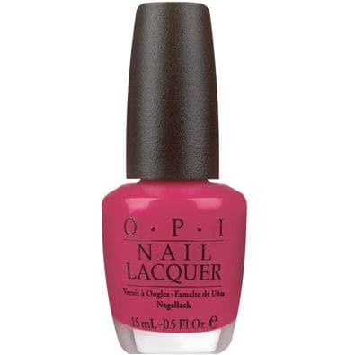 OPI Nail Lacquer - Dont Know... Beets Me