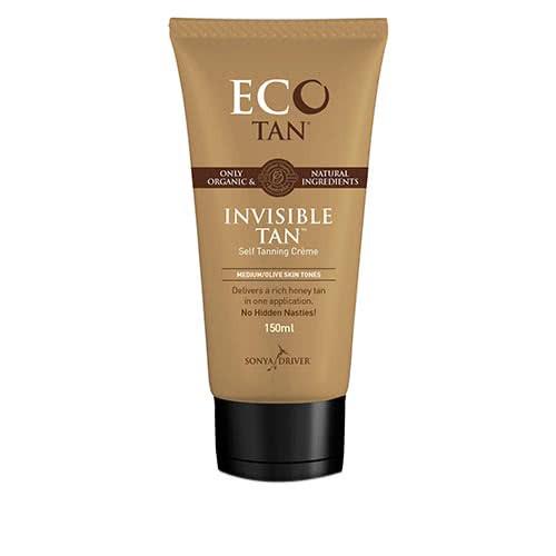 Eco Tan Organic Invisible Tan