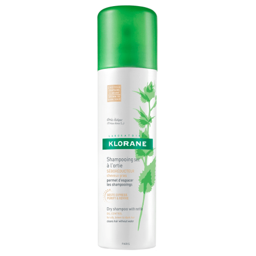 Klorane Nettle Dry Shampoo - Tinted