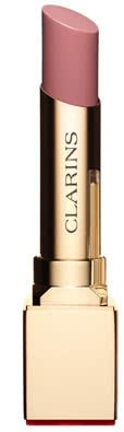 Clarins Rouge Eclat Satin Finish Age-Defying Lipstick-01 Nude Rose