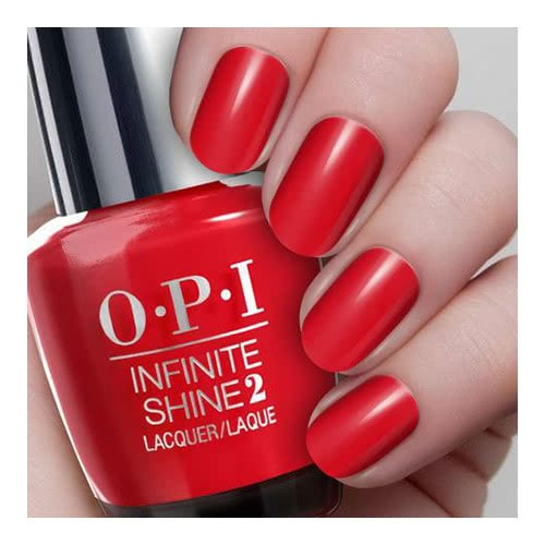 OPI Infinite Nail Polish - Unequivocally Crimson