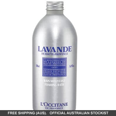L'Occitane Lavande Lavender Foaming Bath by loccitane