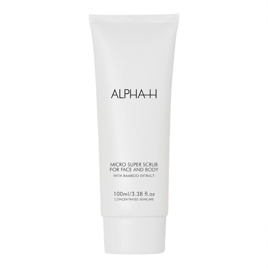 Alpha-H Micro Super Scrub with 12% Glycolic Acid 100ml