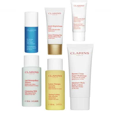 Clarins Time To Choose Your Gift March 2014 - Conditions Apply - Firming Gift Set  by Clarins