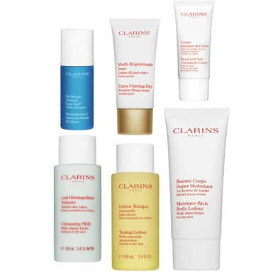 Clarins Time To Choose Your Gift March 2014 - Conditions Apply - Firming Gift Set  by Clarins color Firming Gift Set
