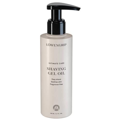Lowengrip Intimate Care Shaving Gel Oil 150ml