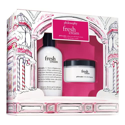 philosophy fresh cream by philosophy