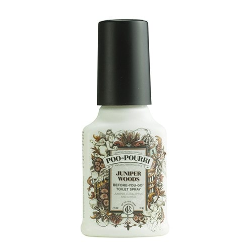 Poo Pourri Juniper Woods Toilet Spray by Poo Pourri