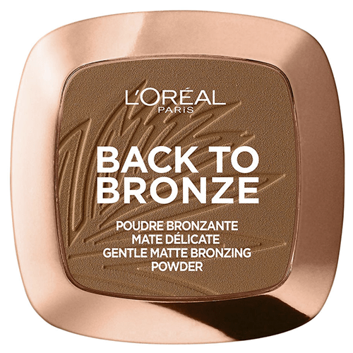 L'Oreal Paris Back To Bronze Matte Bronzer - 02 Sunkiss