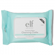 elf Cosmetics Hydrating Water Cleansing Cloths