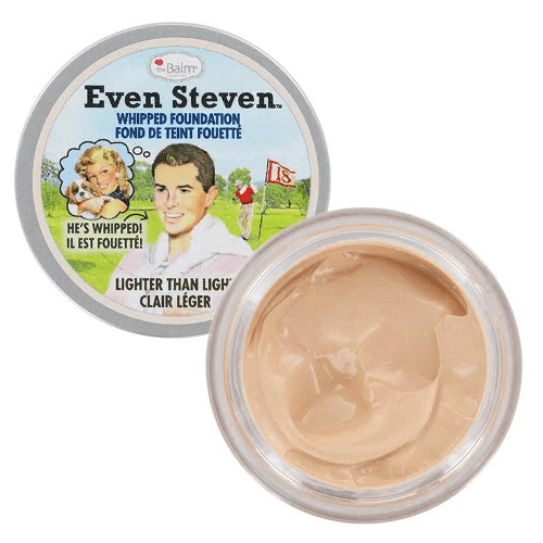 theBalm Even Steven Whipped Foundation by theBalm