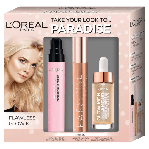 L'Oreal Paris Paradise Flawless Glow Kit by L'Oreal Paris