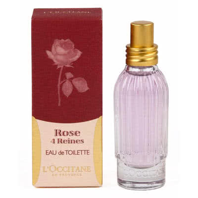 L'Occitane Rose 4 Reines Eau de Toilette by L'Occitane
