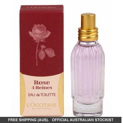 L'Occitane Rose 4 Reines Eau de Toilette by loccitane