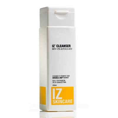 Invisible Zinc Cleanser with 12% Glycolic