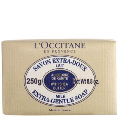 L'Occitane Extra-Gentle Milk Soap with Shea  by L'Occitane