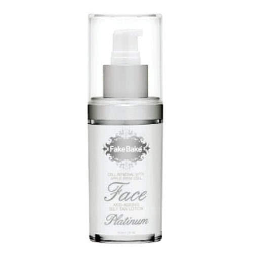 Fake Bake Platinum Face Self Tan by Fake Bake