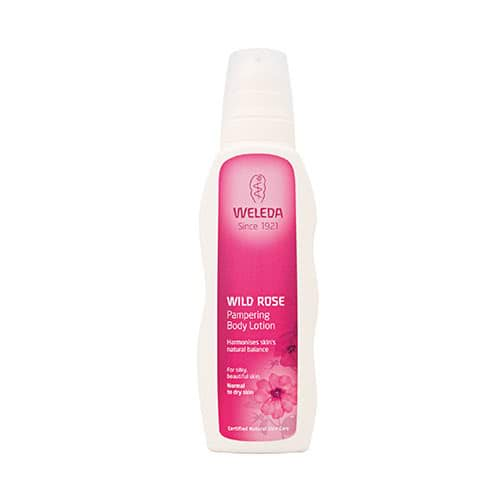 Weleda Wild Rose Pampering Body Lotion by Weleda