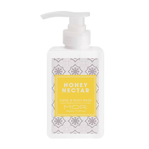 MOR Hand & Body Wash -  Honey Nectar by MOR