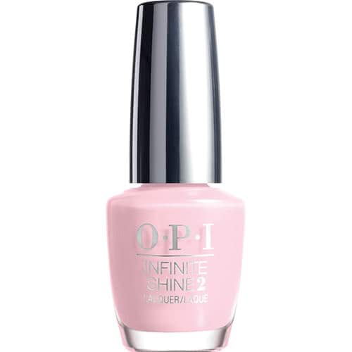 OPI Infinite Nail Polish - Pretty Pink Perseveres by OPI color Pretty Pink Perseveres