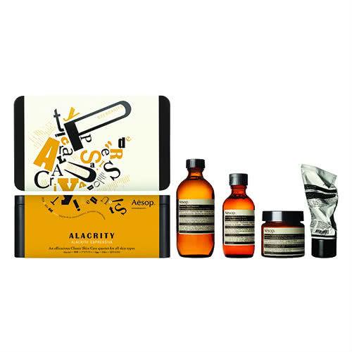 Aesop Alacrity Skincare Quartet Gift Set