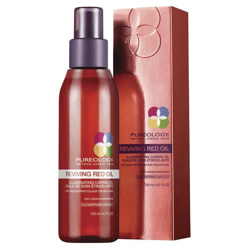 Pureology Reviving Red - Illuminating Caring Oil by Pureology