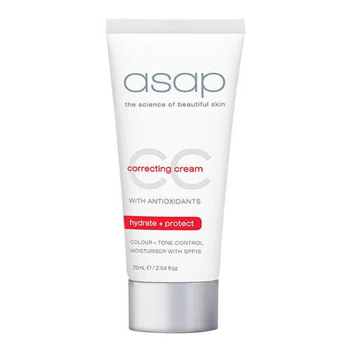 asap cc cream SPF15 75ml
