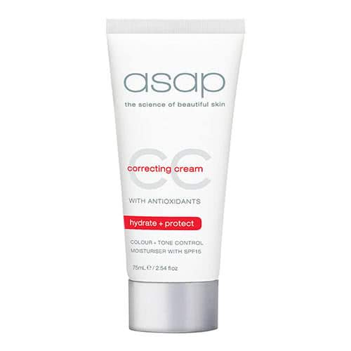 ASAP CC Cream (replaces Sheer Tint Moisturiser SPF15)