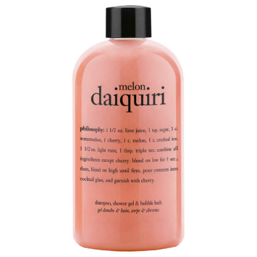 philosophy melon daiquiri shampoo,  shower gel & bubble bath by philosophy